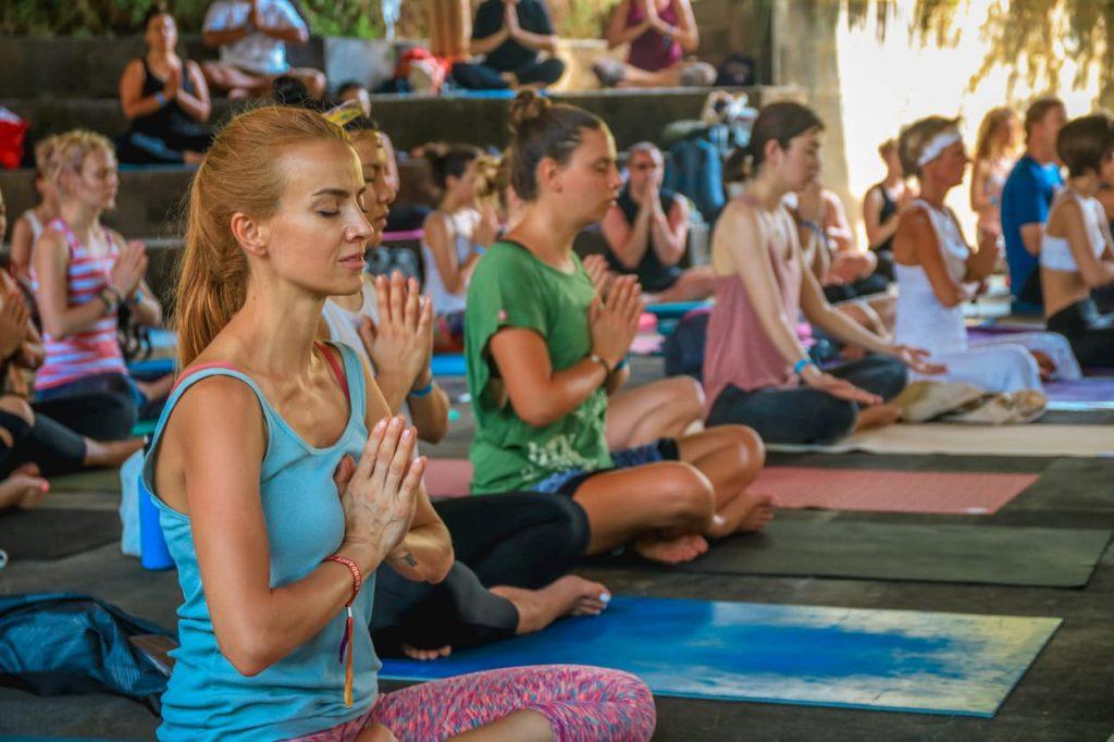 retraite yoga indonésie