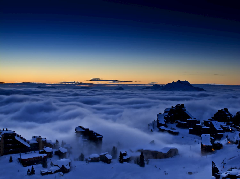 meilleure station ski haute savoie