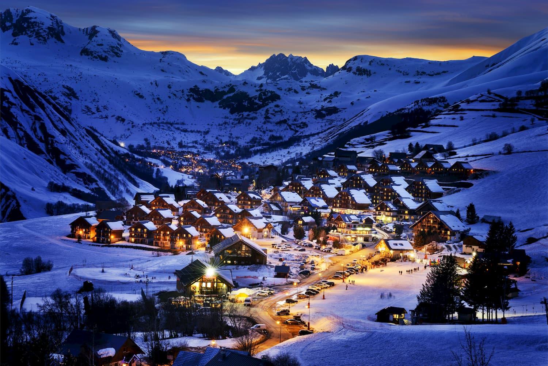 domaines skiables 2 alpes