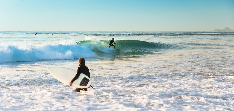 montre de surf decathlon