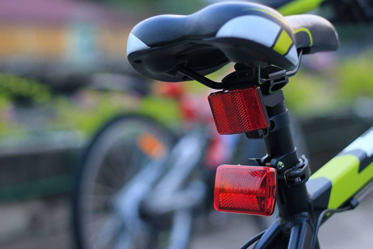 feux arrière vélo